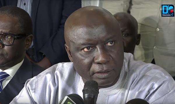 """Idrissa Seck : """" Nous n'avons pas voulu d'une effusion de sang au Sénégal """""""