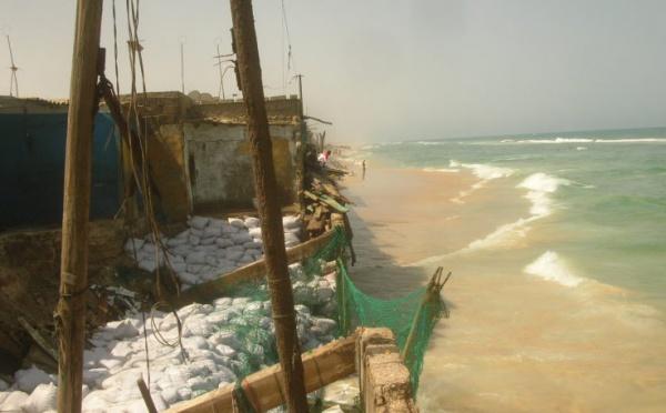 Pour faire face à l'avancée de la mer, les populations de Doun Baba Dièye recasées à Mbambara