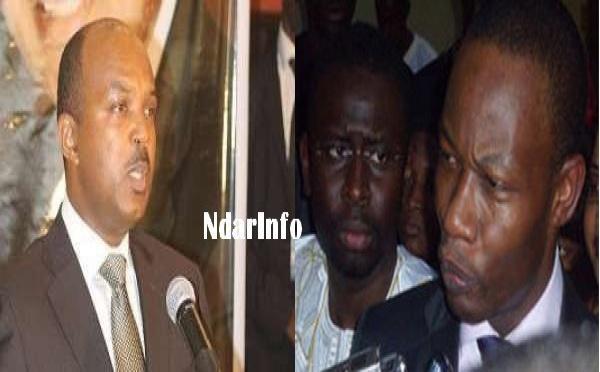 Bruno d'Érneville et Me MOUSSA DIOP: deux nouveaux candidats à la Présidentielle 2012