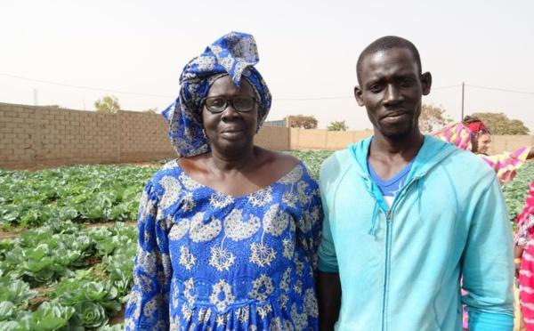 Cultiver l'espoir : l'histoire d'Abdoulaye