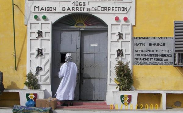 L'Amicale des chefs de service au chevet des détenus