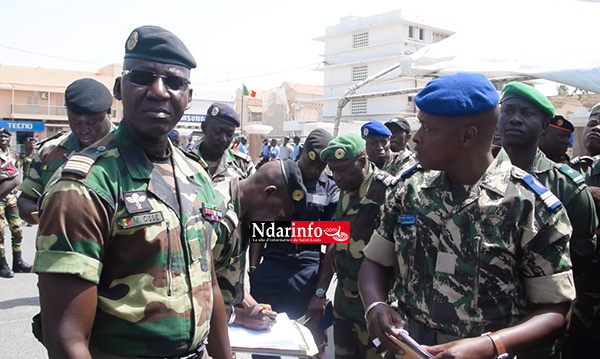 Plus de 500 civils et 2.400 militaires vont défiler sur la Place Faidherbe
