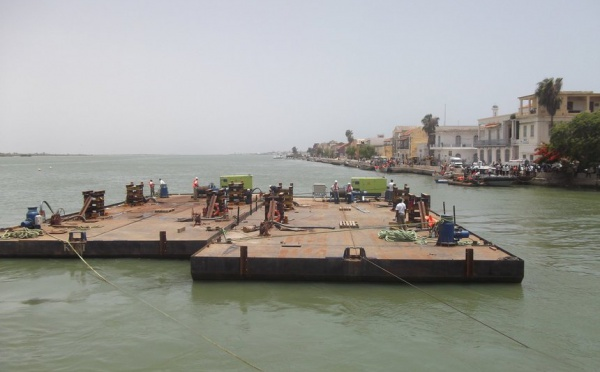 BAKEL : Le fleuve Sénégal dépasse la côte d'alerte de 10 m