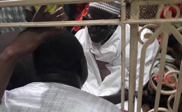 Journée du Coran de Saint-Louis : Serigne Mountakha MBACKÉ prie pour le comité d'organisation (Photos)