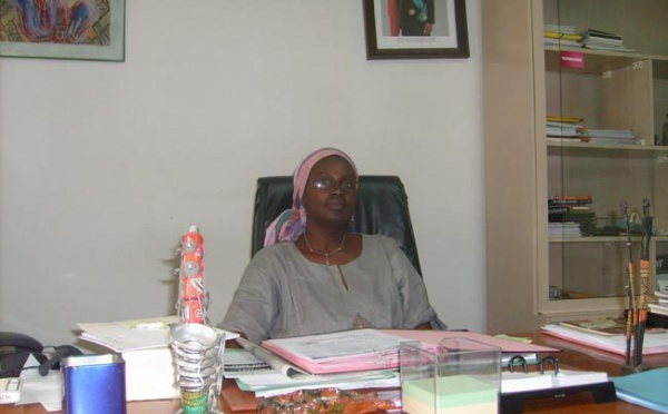 Awa Cheikh Diouf promue directrice de Douta Seck