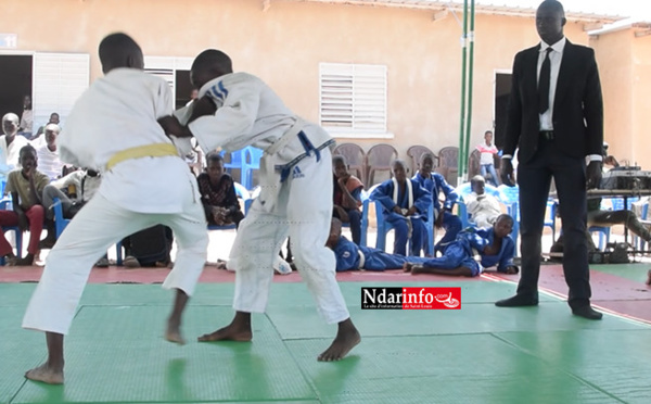 GANDON : la percée du Judo