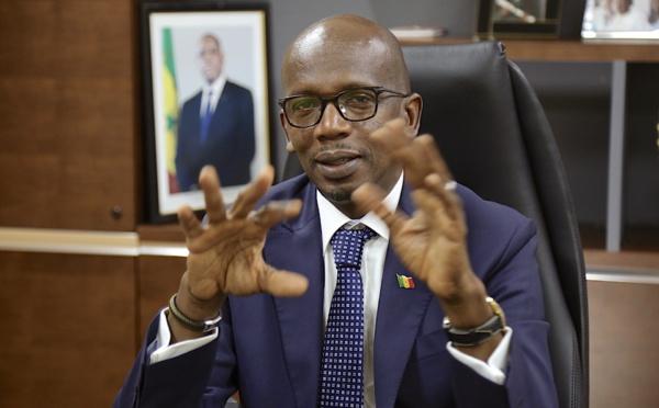 Etats Généraux de l'Intelligence Economique Africaine à Dakar : de grandes opportunités pour les entreprises sénégalaises, selon Lansana Gagny SAKHO, le Représentant résidant du CAVIE