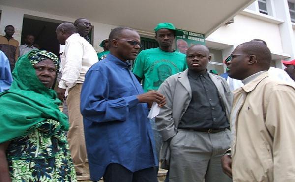 """Me Moustapha Mbaye du PS à Saint-Louis : """"Il y aura un changement de régime à l'issue du prochain scrutin présidentiel"""""""