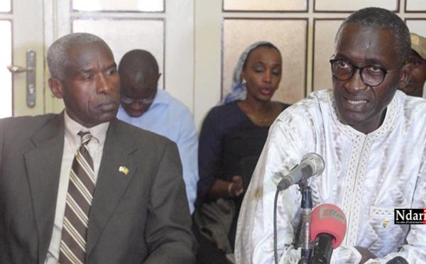 """USA - SÉNÉGAL : Cheikh SOURANG salue une """"coopération ancienne et efficace"""""""