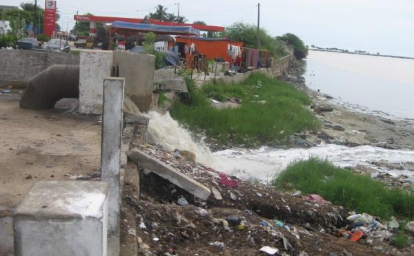 Saint-Louis-Lutte contre les inondations : Les stations de pompages de l'Onas vont être branchées sur les réseaux de la Senelec