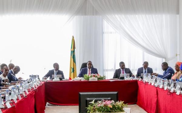 Le communiqué du Conseil des ministres de ce 8 mai 2019
