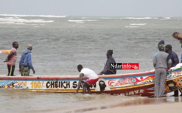 Émoi à Goxu Mbacc : Cinq pêcheurs portés disparus