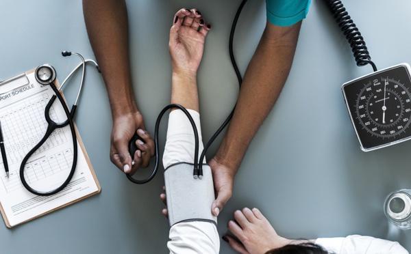 Hypertension artérielle : 29,8 % de prévalence