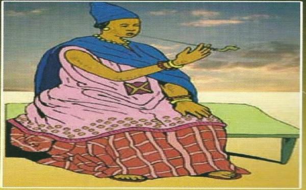 Une bande dessinée dédiée à la Reine Ndatté YALLA