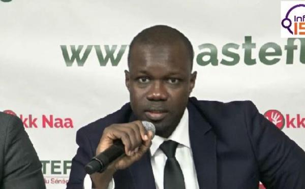 """Ousmane SONKO :"""" Pourquoi le dialogue est une mise en scène """""""