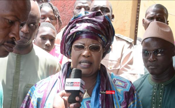 Saint-Louis : Aminata Mbengue NDIAYE invite les pêcheurs à respecter le port du gilet (vidéo)