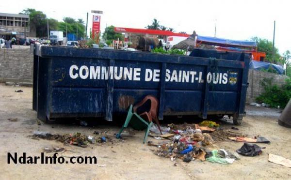 Gestion des déchets dans la commune de Saint-Louis : Le chef du service nettoiement condamne l'utilisation des jeunes talibés