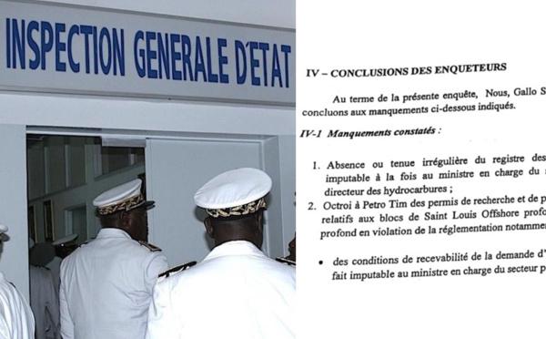Fuite du rapport de l'IGE :  la Section de Recherches ouvre une enquête