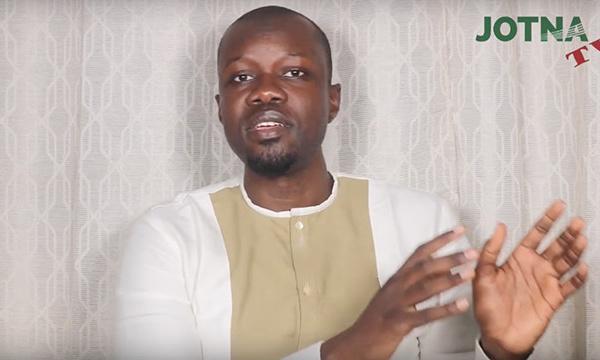 """Ousmane SONKO : """"l'affaire Petro-tim n'est que la partie visible de l'iceberg"""" (vidéo)"""