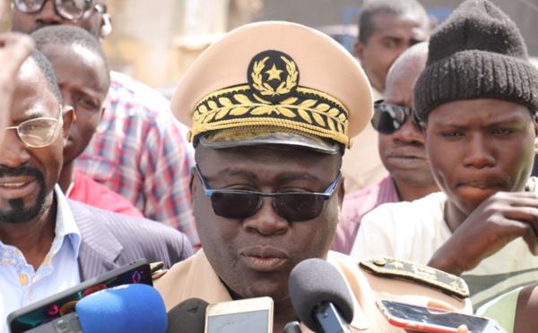 """Dakar : La manifestation de """"Aar Lii niou bokk"""" interdite pour des raisons inconnues"""