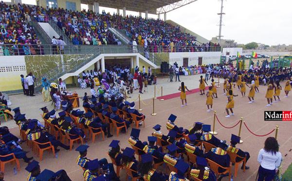 ISM Saint-Louis : l'exceptionnelle graduation 2019 (vidéo)