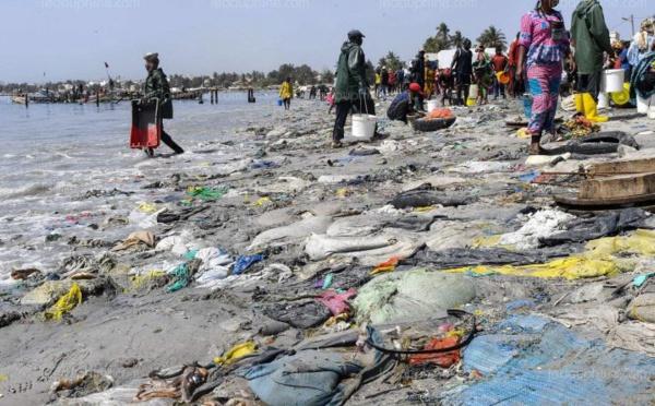 Dakar, capitale des déchets plastiques