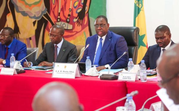 Le communiqué du Conseil des ministres de ce 24 juillet 2019