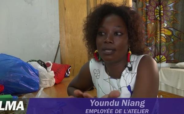 Saint-Louis : L'atelier des femmes mise sur le recyclage (vidéo)