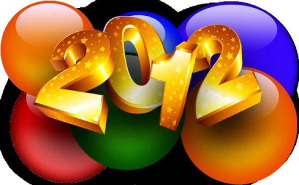 BONNE ANNEE 2012 !