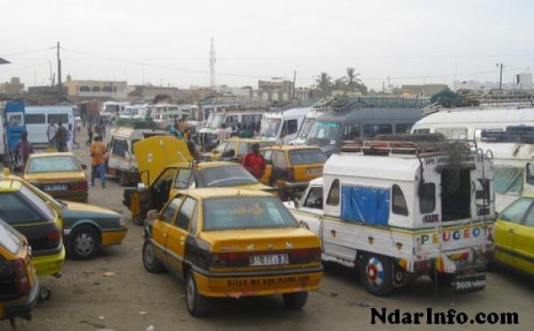 Grève des transporteurs: Saint-Louis immobilisée