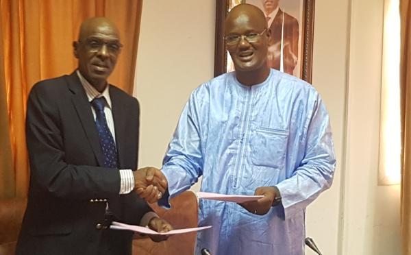 La SAED signe une convention de partenariat avec l'IPAR ( communiqué)