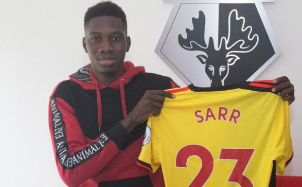 Ismaila SARR à Watford, le plus gros transfert de rennes (media)