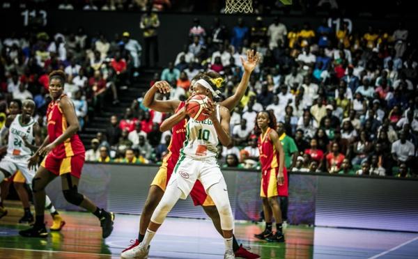 Afrobasket 2019 - Dames : Les lionnes impériales ...