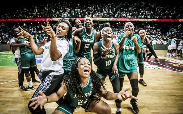 Afrobasket 2019 - Dames : Le Nigeria conserve son titre de champion d'Afrique