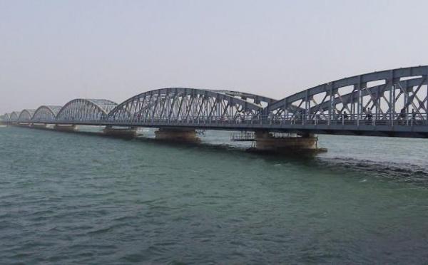 Forte crue du fleuve Sénégal : la brigade hydrologique de Saint-Louis prévient ...