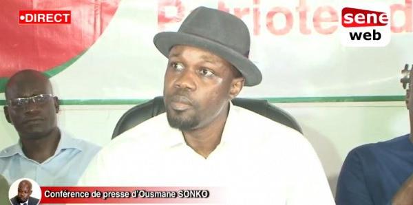 Octroi mine de fer de la Falémé à Tosyali : Les graves révélations d'Ousmane Sonko ...
