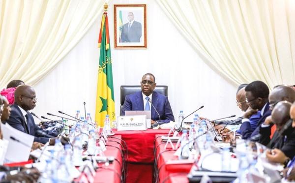 Le communiqué du Conseil des ministres de ce 18 septembre