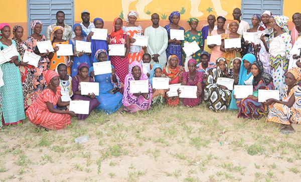 Autonomisation des Femmes et Jeunes : le Mouvement And Defar Sunu Goox forme 500 personnes à Ndiébène Gandiol (vidéo)