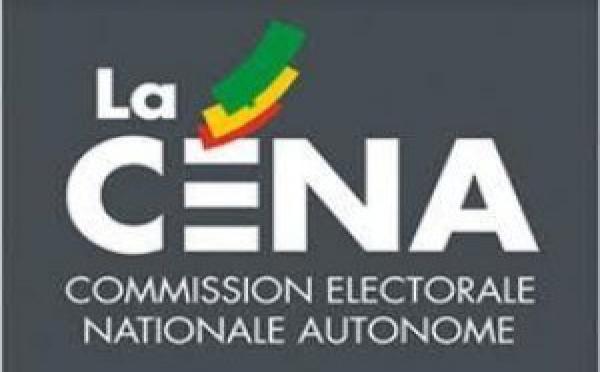 Présidentielle 2012 : La CENA recrute 18.000 contrôleurs