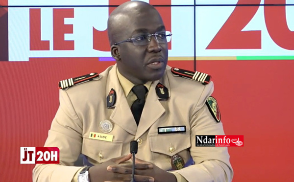 Fronde des enseignants du Prytanée : la réponse du commandant d'école, le Colonel Alioune GUÈYE (vidéo)