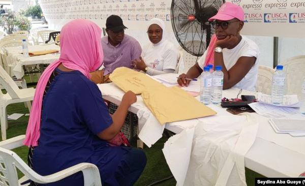 Dagana : 556 femmes dépistées des cancers du col de l'uterus et du sein