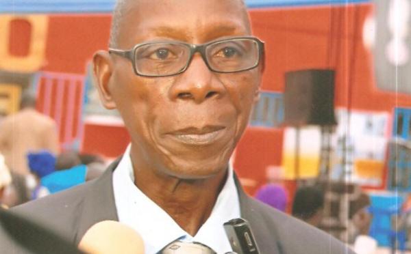 Le poète Alioune Badara Coulibaly vient de publier « Chant vespéral »