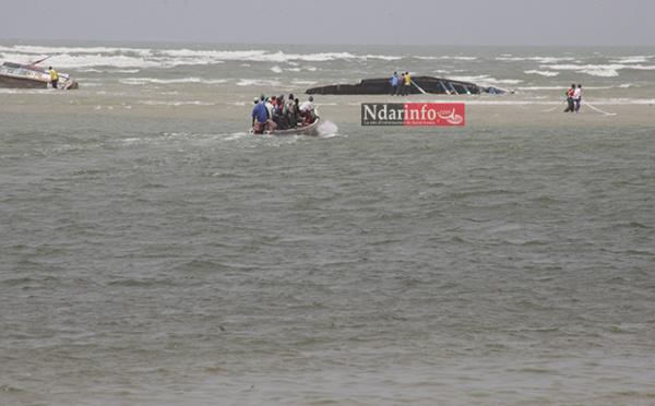 URGENT - Accident mortel sur la brèche : trois pêcheurs perdus, ce matin