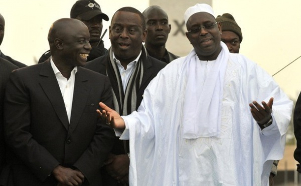 Résultats Présidentielle 2012: Macky Sall se projette au second tour et tend la main au M23