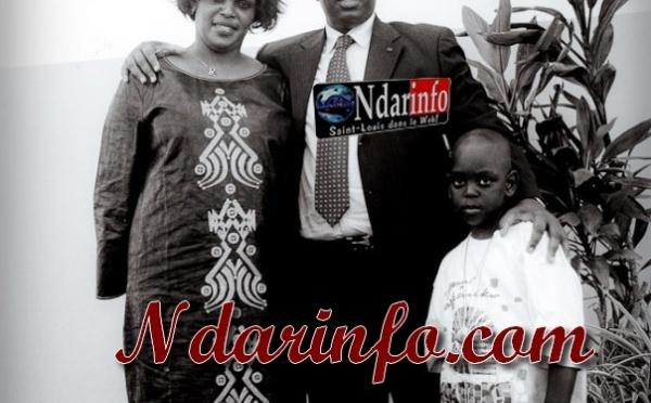 Photos exclusives de la nouvelle famille présidentielle sénégalaise: Macky Sall, Marème Faye et leur enfant !