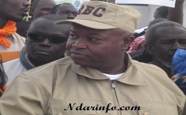 """Alioune Badara Cissé : """"Des mercenaire ont été acheminés à Dakar pour attenter à la vie de Macky Sall"""""""