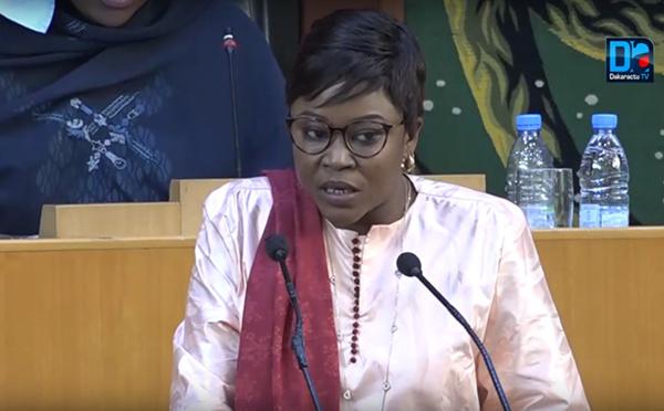 Arrêt des travaux du TGI de Saint-Louis : la député Marie Sow interpelle le ministre de la Justice