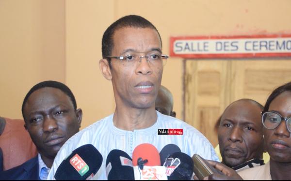 Brèche « mortelle » et licences octroyées par la Mauritanie : Alioune NDOYE, le ministre de la Pêche, rassure (vidéo)