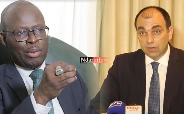 """Découverte du Gaz : Cheikh Bamba DIEYE """"déchire"""" la RSE de BP …"""