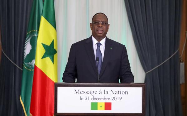 L'adresse à la Nation du Président Macky SALL [Document]